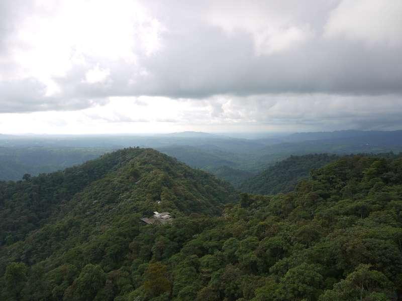 Die Chocó-Region