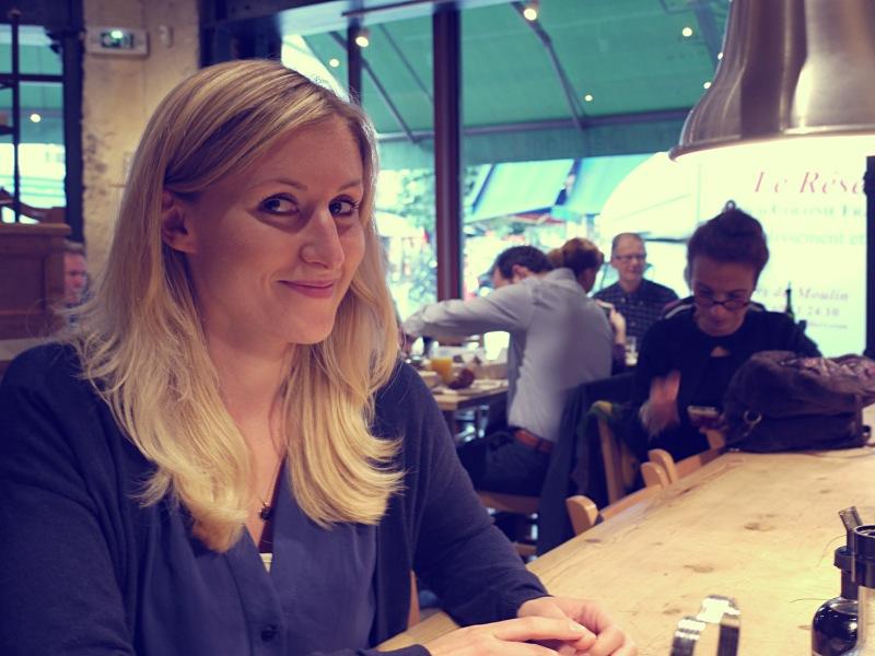 Denise in Paris