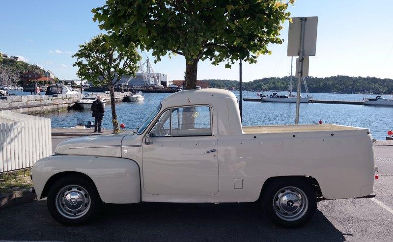 Vintage-Volvo