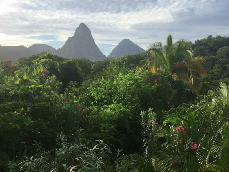 Pitons, Saint Lucia