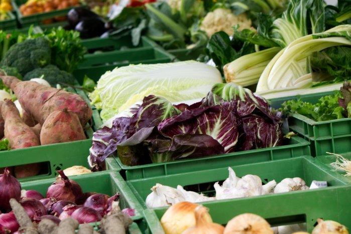 Unverpacktes Gemüse kaufen