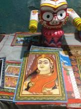 Ma Yashodhara (pattachitra)