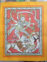 Durga Ma (pattachitra)