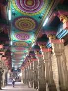 Corridors of temple