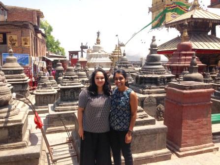 At Swayumbhu