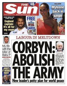 CorbynSunHeadline