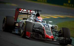 Grosjean had an excellent debut for Haas