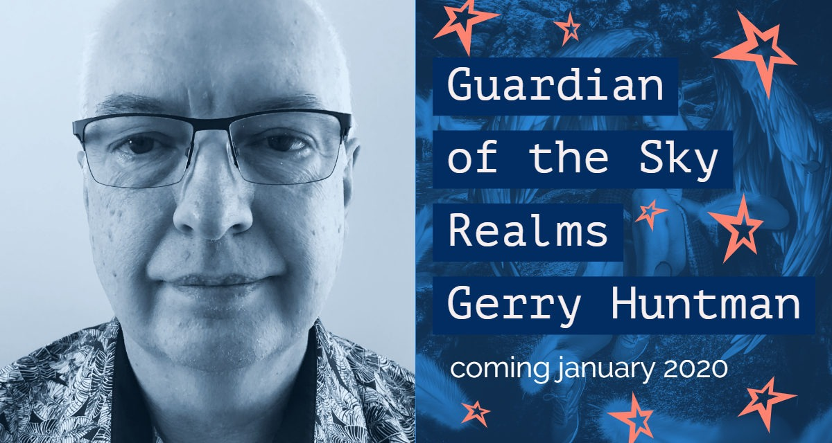 Meerkat Press Acquires Two Middle Grade Fantasies by Gerry Huntman
