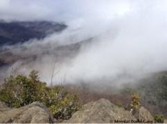 Montreat Black Mountain Lookout trail summit