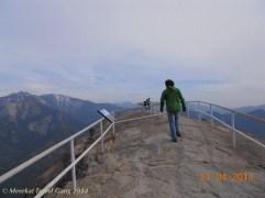 Moro Rock summit