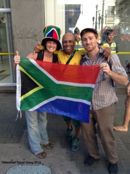 South Africa represent!