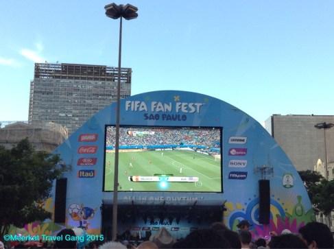 FIFA fan fest 2014