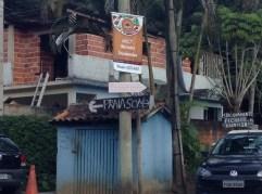 Praia do Sono bus stop