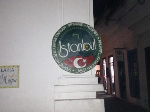 Turkish food joint