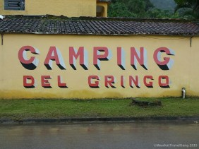Not where we stayed, but I guess a lot of Gringos come here in peak season?