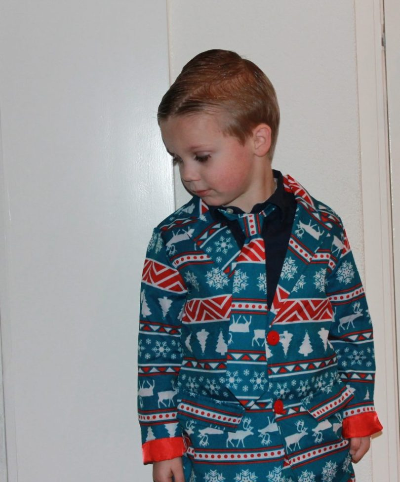 kerstdiner outfit