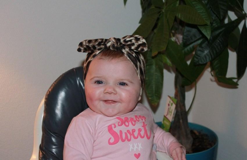 5 maand oud