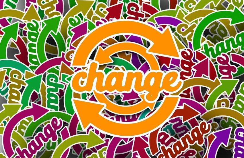 veranderingen