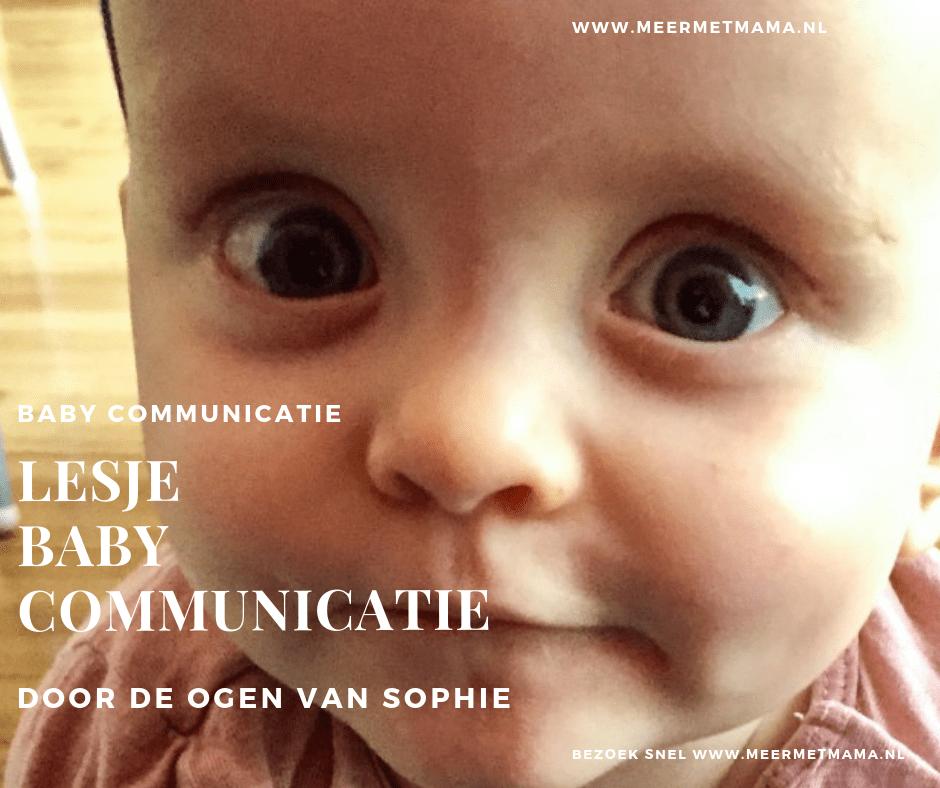 baby communicatie