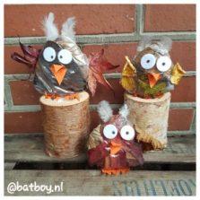 leuke herfstknutsels voor kinderen