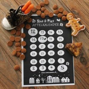 Free Printables Sinterklaas