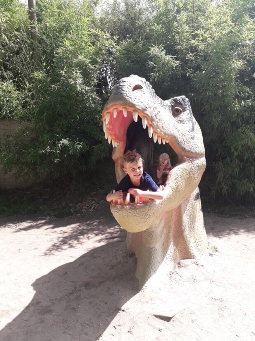 dinoland zwolle met kinderen