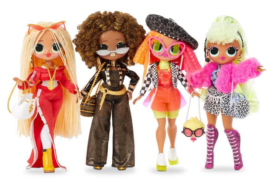 L.O.L Surprise O.M.G Fashion dolls