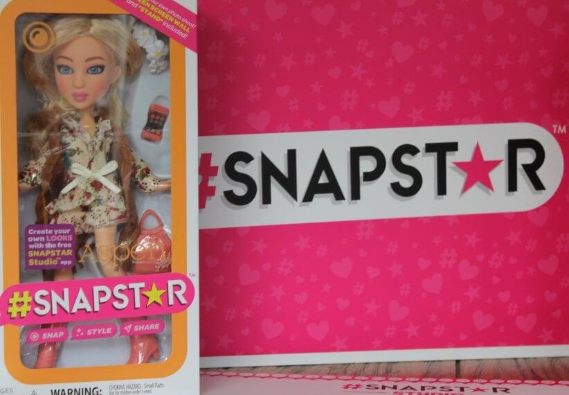 #Snapstar