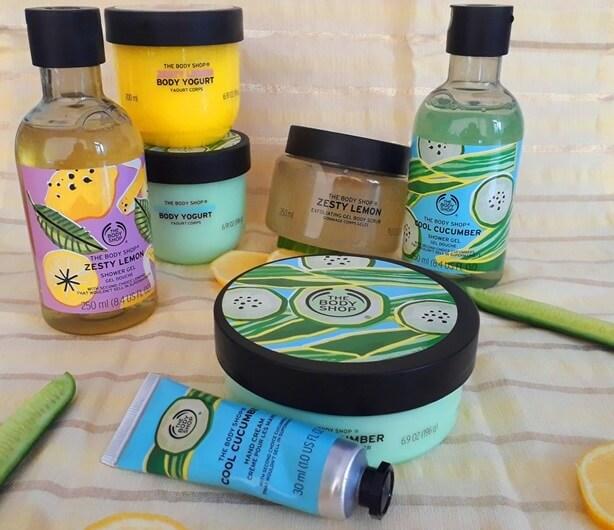 The Body Shop Zesty Lemon