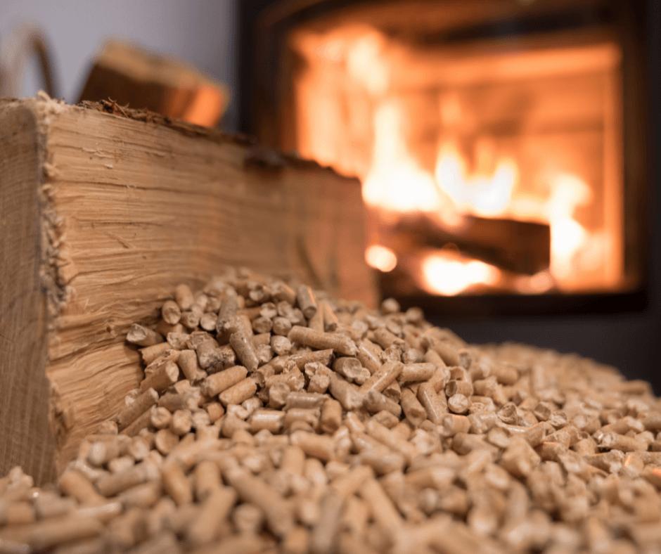 houtpellets houtkachel