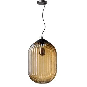 Hanglamp amber glamm 30cm