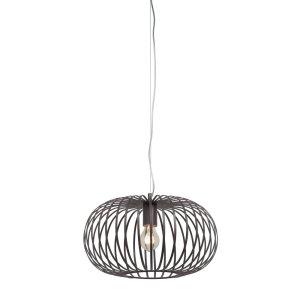 Hanglamp bruin Bolato 50cm