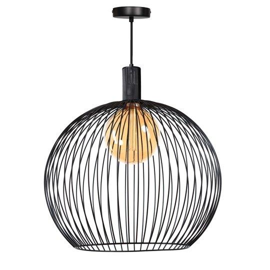 Hanglamp zwart Wire 70cm