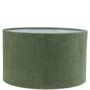 Lampenkap groen katoen cilinder TLI0842