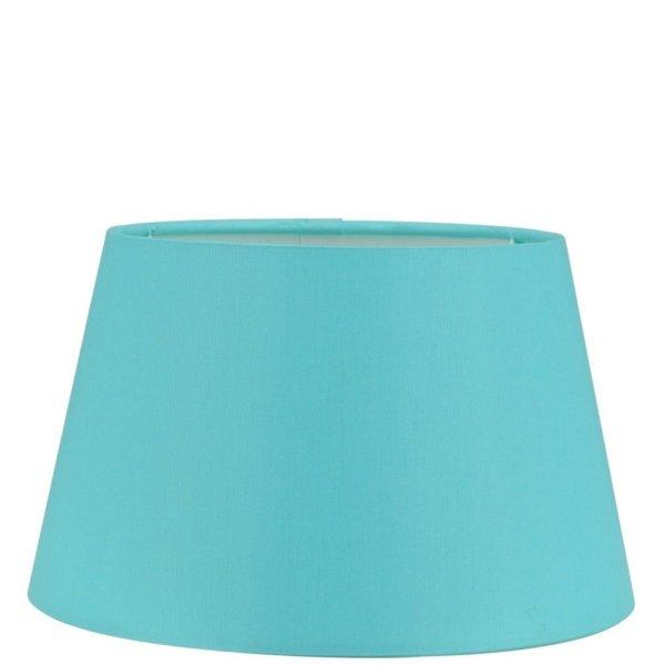 Lampenkap blauw Chintz halfhoog GCH36