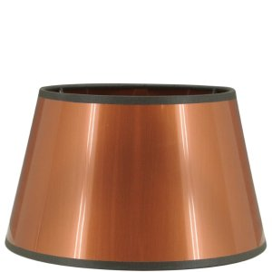 Lampenkap koper metal halfhoog TME15