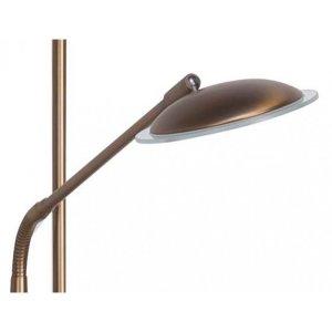 Vloerlamp brons Strato detail