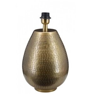 Tafellamp brons Savona 37cm