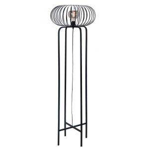 Vloerlamp zwart Bolato 160cm