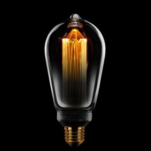 Lichtbron LED Edison gradiënt scene switch