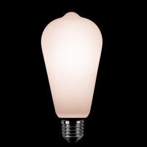 Lichtbron LED Edison opaal scene switch