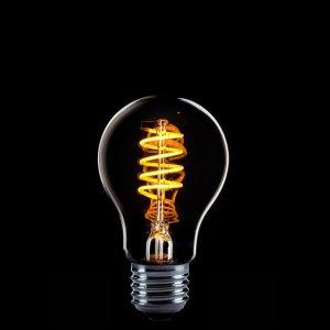 lichtbron LED Standaard spiraal helder 4W sensor