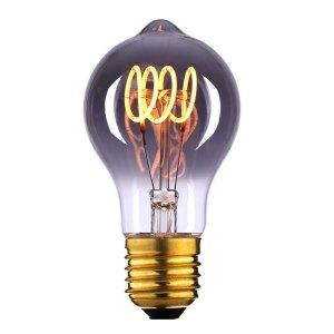 Lichtbron LED Standaard spiraal rookglas scene switch