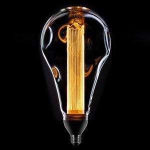 Lichtbron LED XXL Alien staaf helder scene switch