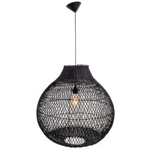 Hanglamp zwart Doetinchem 40cm