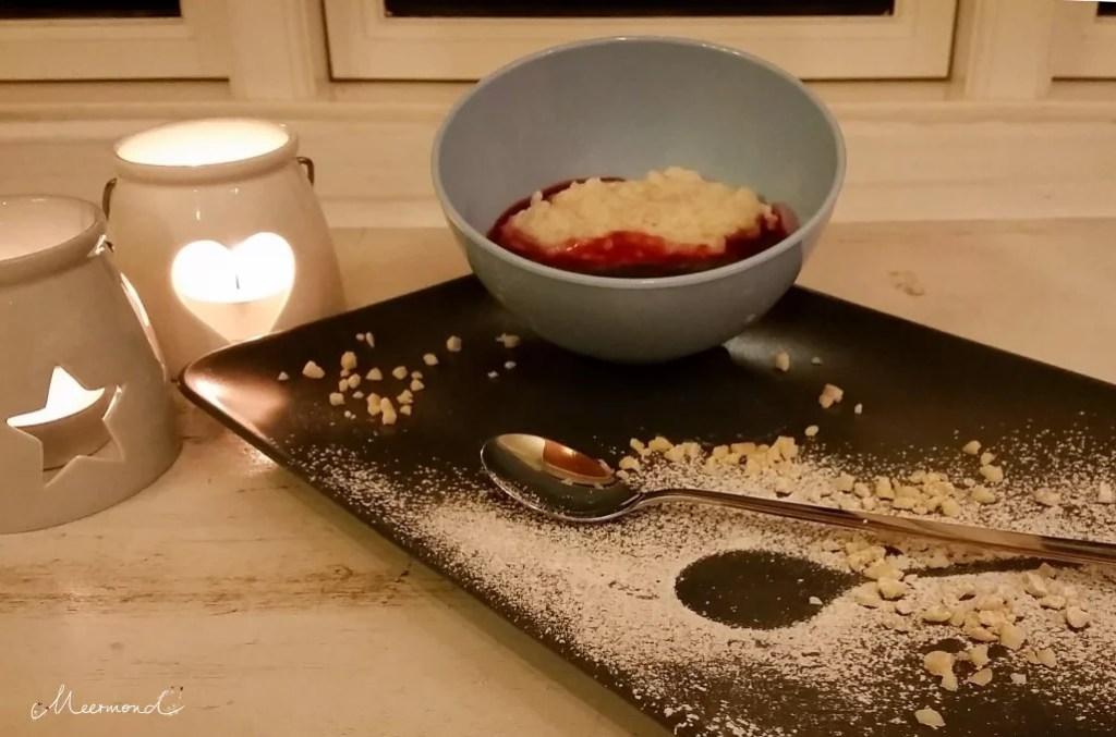 ris à l'amande dänisches Weihnachtsdessert
