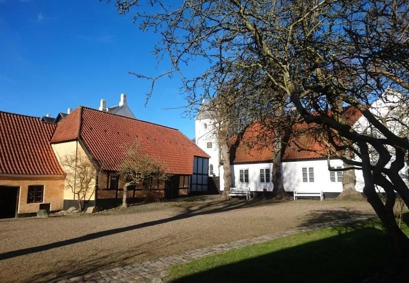 Historisches Museum in Hjørring Nebengebäude