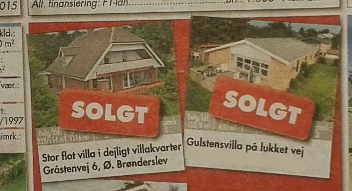 Immobilien kaufen in Dänemark