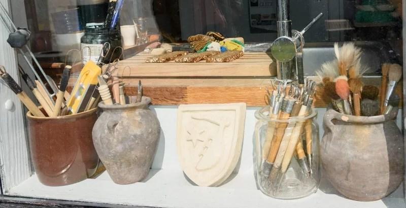 Kunst und Brot