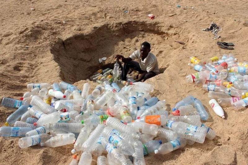 Durst Wasser Klimawandel Plastik